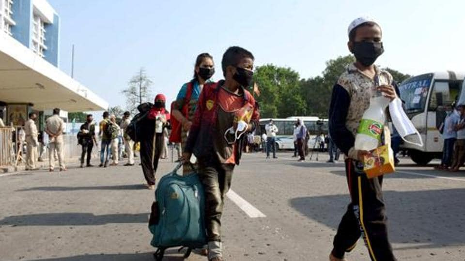 So far, more than 500 stranded workers have been ferried by chartered flights to Jharkhand and Odisha from Mumbai since May 28.