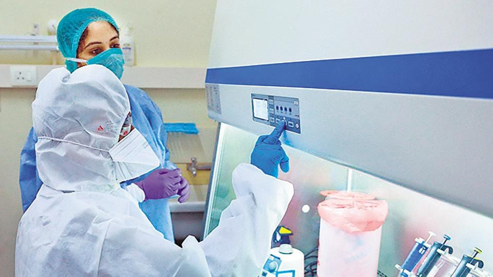Goa is aiming to test 2,000 people daily for Covid-19  in the coming days.