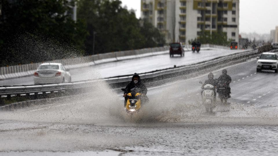 The BMC authorities had planned to complete the work at 45 waterlogging spots in Mumbai before the onset of monsoon, but it got delayed because of the unavailability of an adequate workforce due to lockdown restrictions.