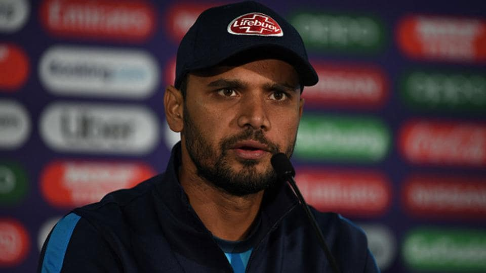 'Do you feel I deserve this?' Mashrafe Mortaza unhappy with BCB trying to rush his retirement