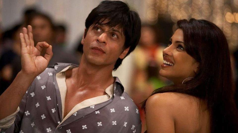 Shah Rukh Khan was asked about Priyanka Chopra and Deepika Padukone joining Hollywood, this was his answer