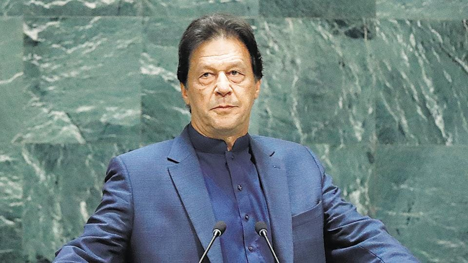 """Speaking at the US Institute of Peace in Washington last July, Khan had said Pakistan still has """"about 30,000 to 40,000 armed people who have been trained and fought in some part of Afghanistan or Kashmir""""."""