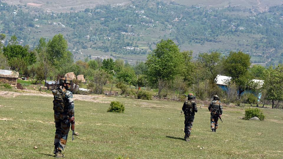Pakistan's unprovoked ceasefire along the LoC in J-K has led to the death of an army personnel in Rajouri.