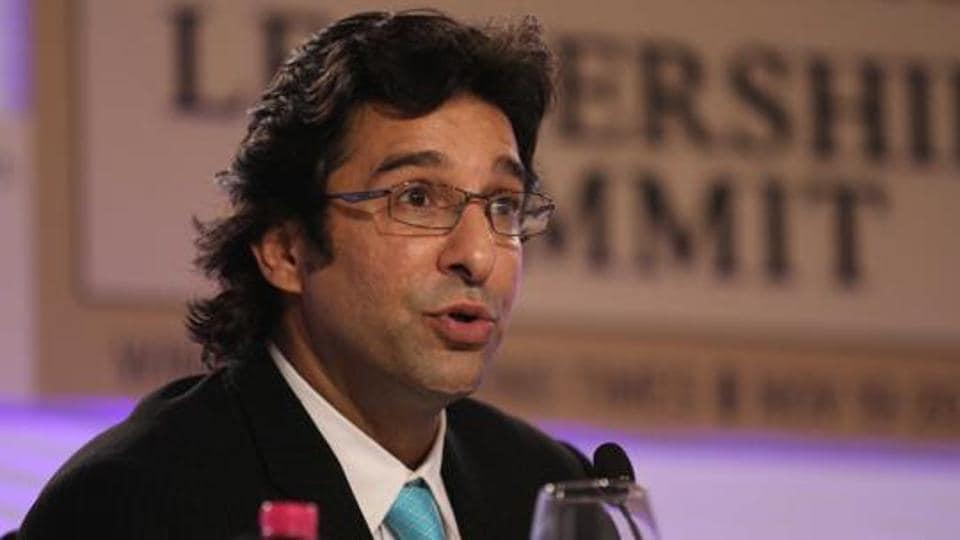 File image of Wasim Akram.