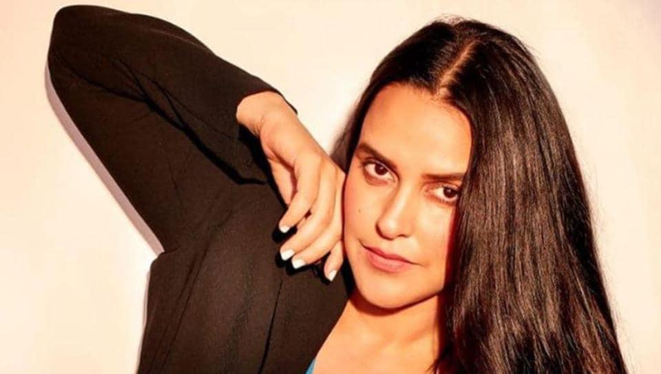 Neha Dhupia has been in Mumbai through much of the lockdown period.