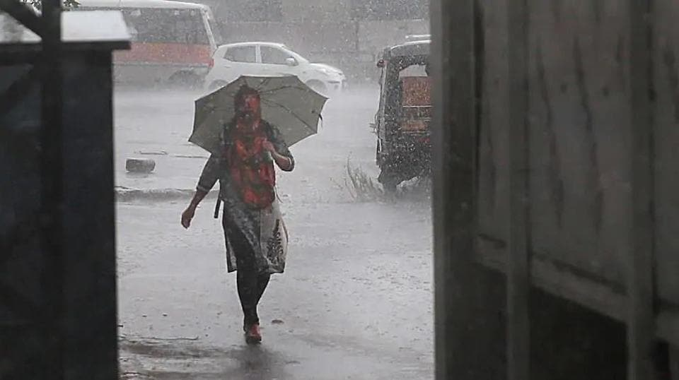 Several parts of Rajasthan recorded rainfall in the last 24 hours, a Met department official said on Saturday.
