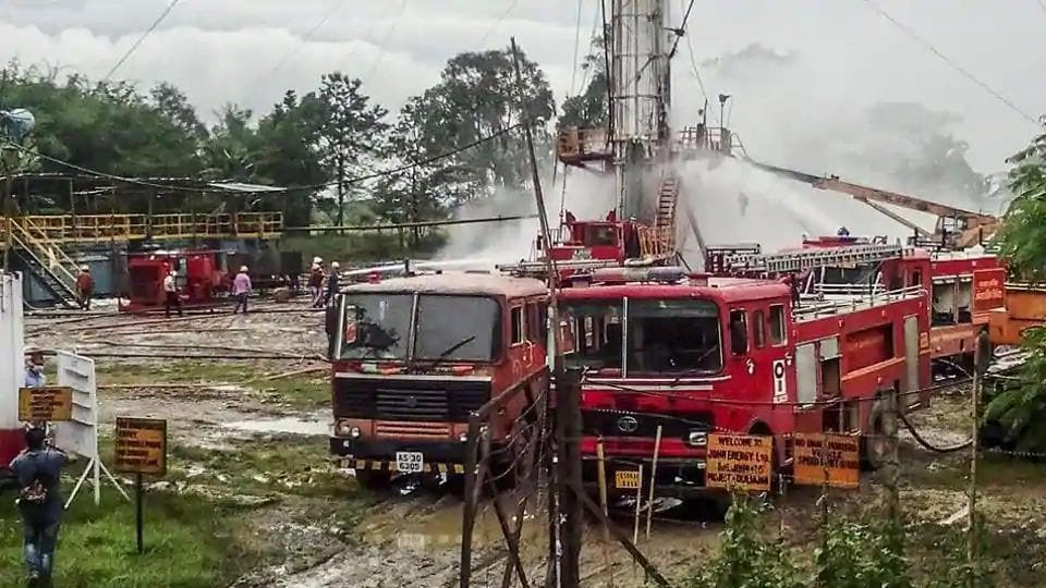 10 days on, Assam gas well blowout still 'uncontrolled', Singapore experts yet to reach