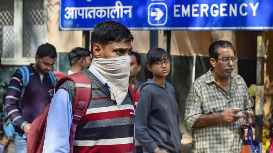 Officials said the man, a resident of Talai village under Syaldey block of Almora, had returned on May 21 from Delhi where he was staying with his son. He was quarantined after thermal screening at Mohaan.