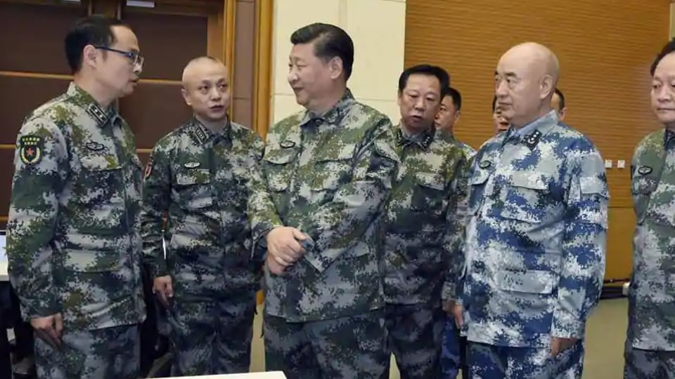 Xi Jinping's Chinese Communist Party has refined the concept of psychological operations  by influencing the influencers of the adversary