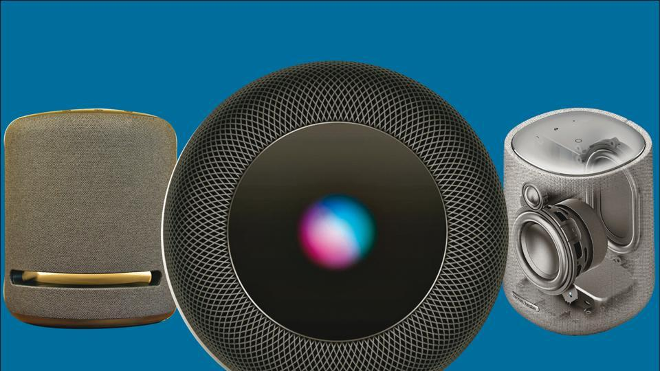 Almost 90 per cent of smart speakers are used for their primary purpose: to play songs at a voice command