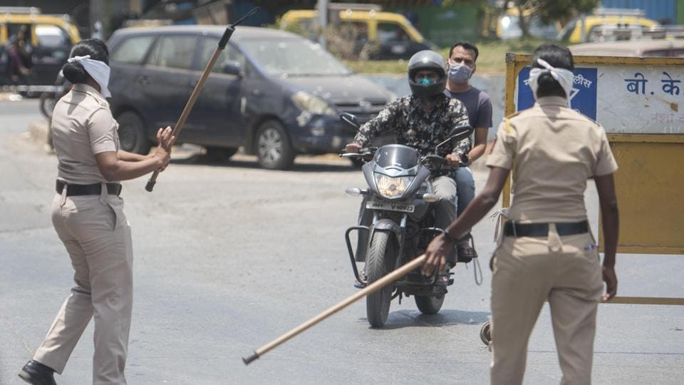 Over 1,700 Mumbai Police personnel infected with Covid-19, 121 new cases in last four days