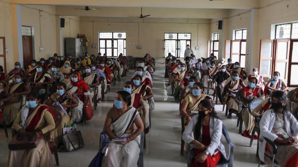 Agra with 939 coronaivirus cases is the worst affected district in Uttar Pradesh.