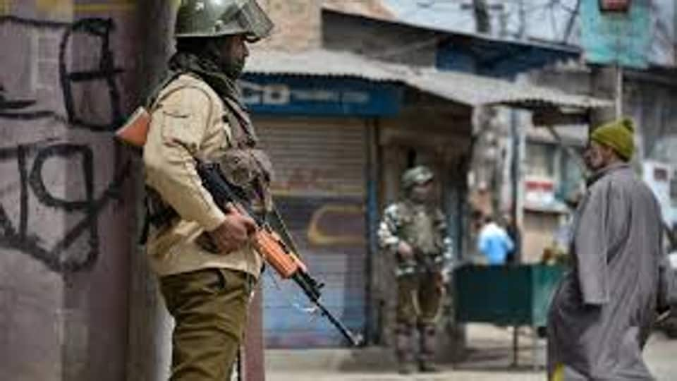 The terrorists were shot dead in Reban village of Shopian in south Kashmir, according to officials aware of the development.