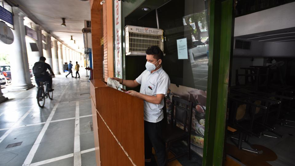 Restaurants and shopping malls have been shut since the nationwide lockdown was imposed on March 25 to prevent the spread of the coronavirus disease (Covid-19).