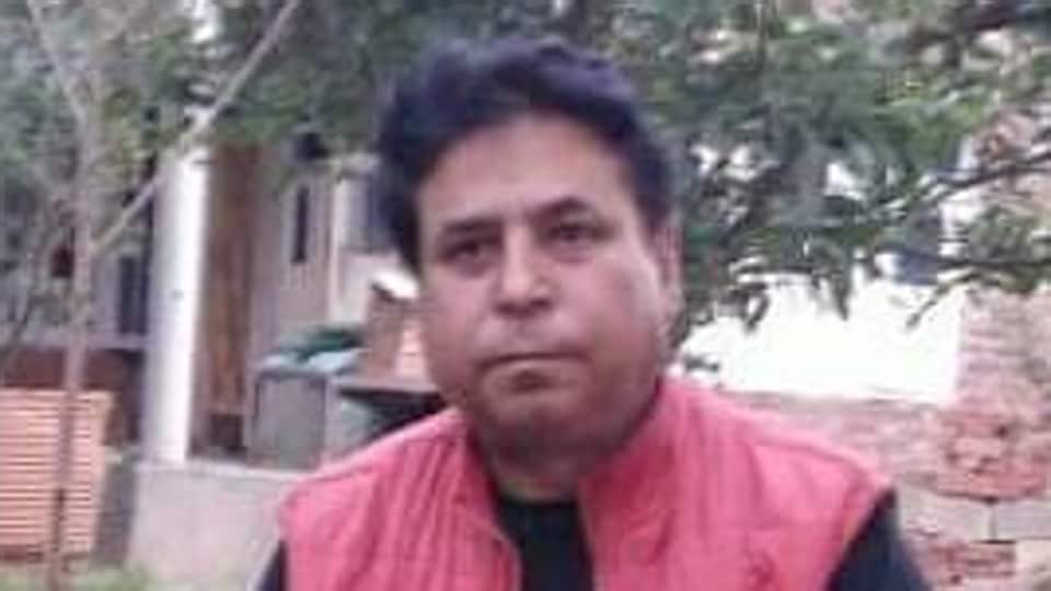 Ajay Pandita alias Bharti  was killed by terrorists at his orchard in Anantnag.
