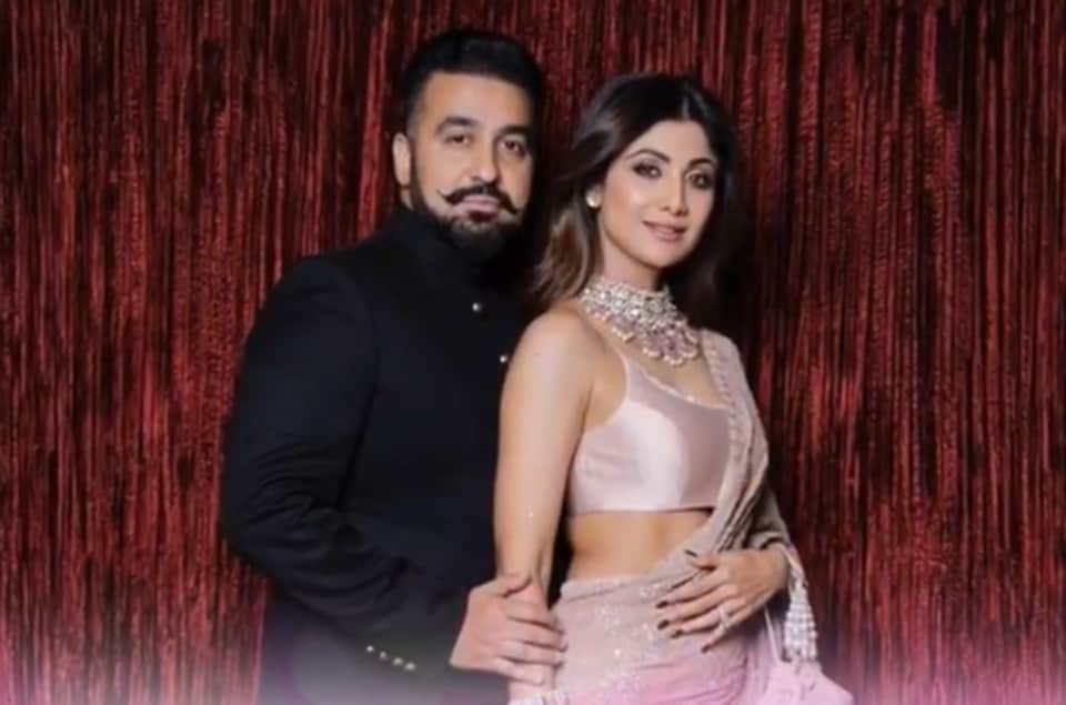 Raj Kundra calls Shilpa Shetty 'queen of my life and heart', wishes her a happy birthday with romantic video – bollywood