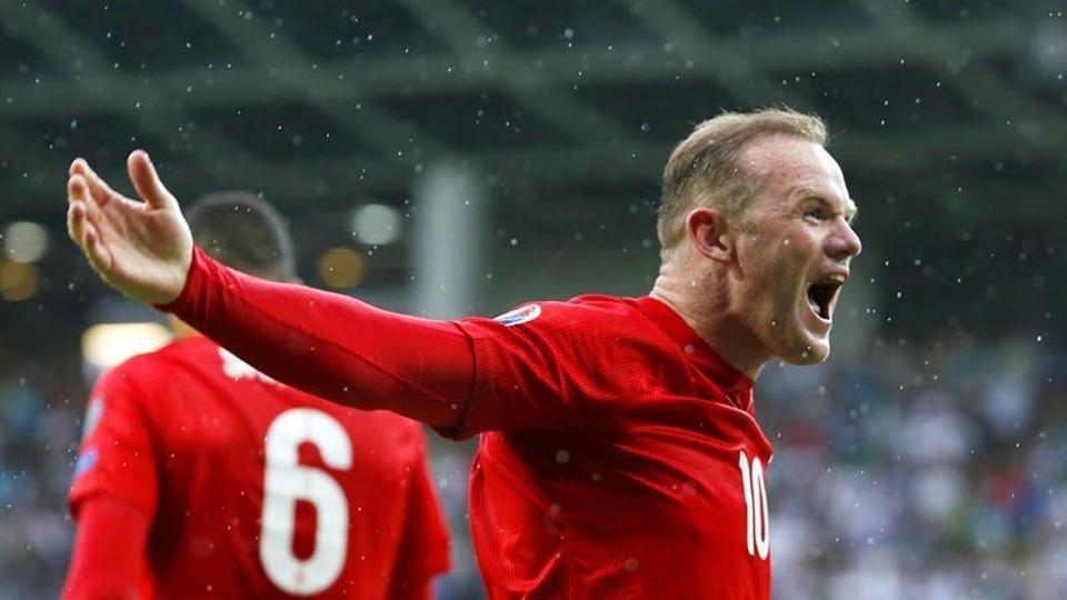 File image of former England captain Wayne Rooney.