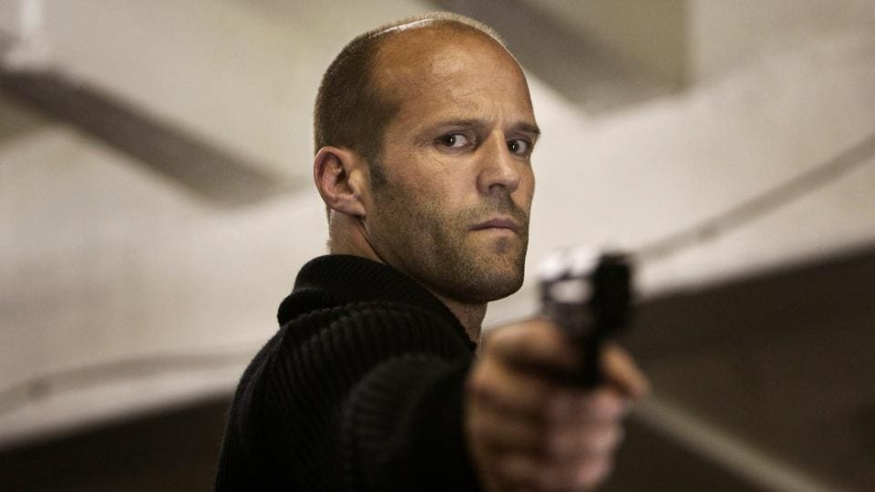 Jason Statham is known as an action star.