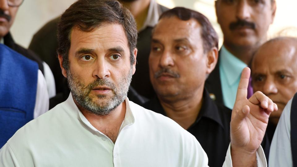Congress leader Rahul Gandhi on Monday again attacked the Centre over ongoing India-China border standoff.