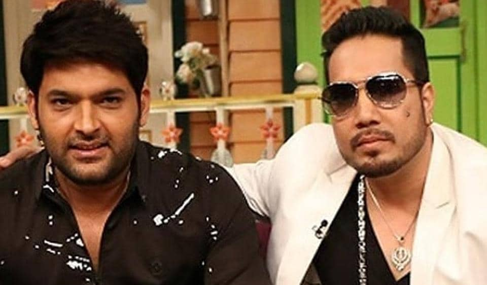 Kapil Sharma and Mika Singh are close friends and neighbours.