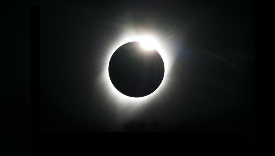 The annular solar eclipse will be first visible on June 21, 2020, around 9.15 AM IST, until around 3.04 PM IST. (Representational Image)