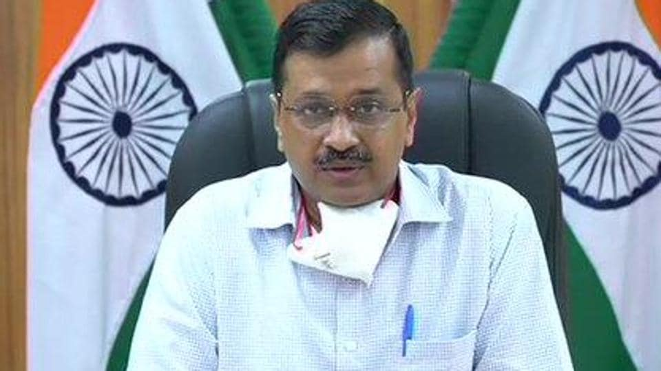 """CM Arvind Kejriwal said the fight against coronavirus has to be turned into a """"jan andolan (people's movement)"""", much like the odd-even scheme for vehicles in the city to combat pollution"""