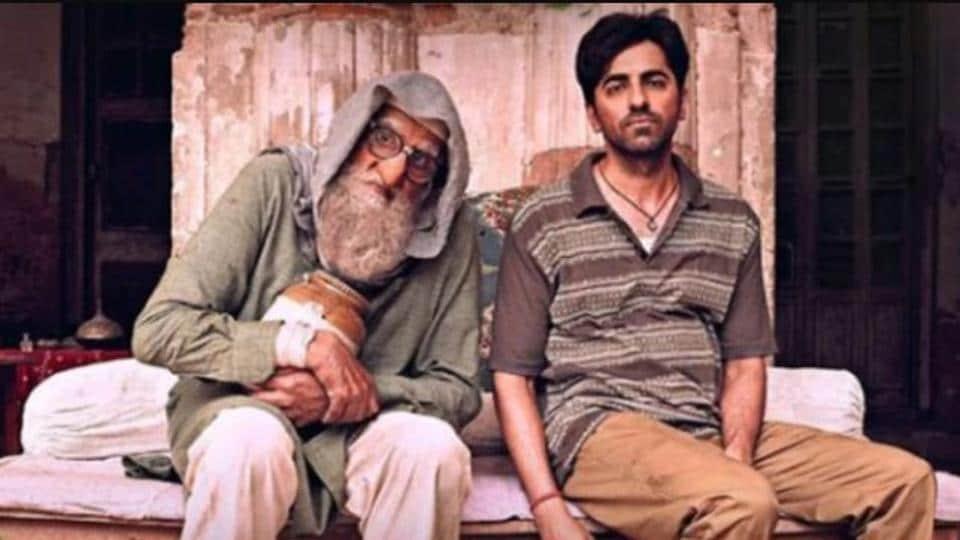 Amitabh Bachchan and Ayushmann Khurrana star in Gulabo Sitabo.