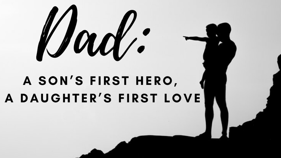Happy Father S Day 2020 Heartwarming Quotes To Share With Your Dad This Father S Day More Lifestyle Hindustan Times