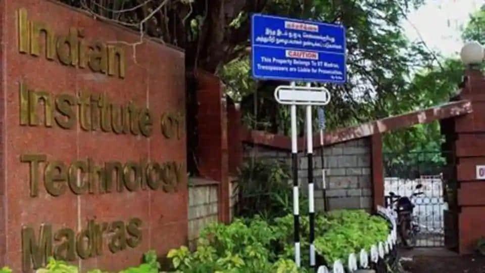NIRF Rankings 2020:IITMadras is the top institute in India(PTI)