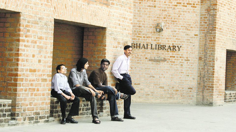 IIM Ahmedabad is top management institute of India