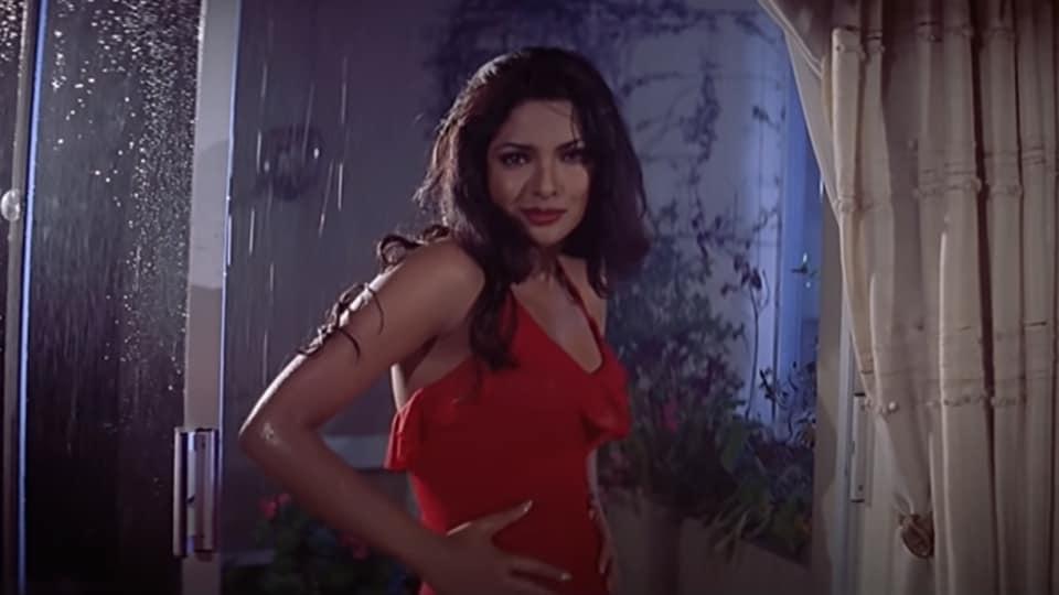 Priyanka Chopra in a still from Andaaz.