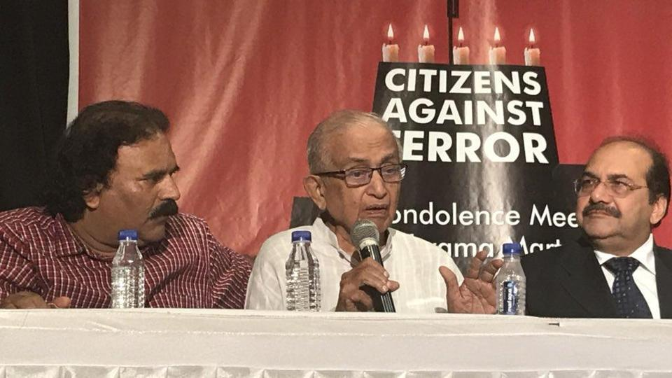 Justice Hosbet Suresh: At 91 years, the man who championed people's rights, passes away