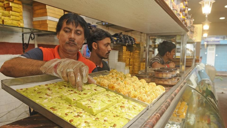 """Immunity is the only way we can fight coronavirus. There is no vaccine yet, so we have come up with this sweet that is made of 15 different spices. Each sandesh costs Rs 25,"" Sudipta Mullick, the shop's owner, said, according to news agency ANI."