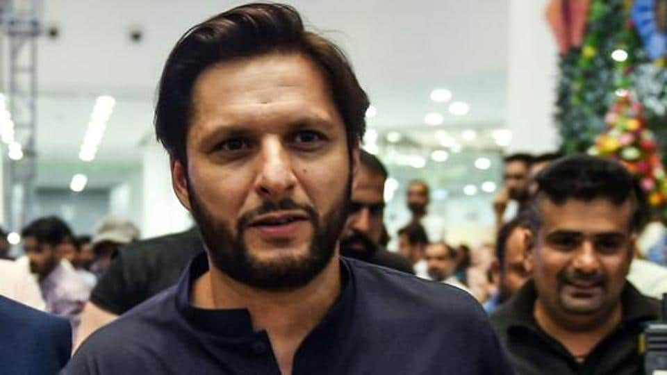 Shahid Afridi Tweets To Say He Has Tested Positive For Covid 19 Hindustan Times