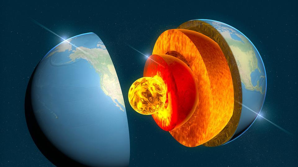 The analysis has detected widespread, heterogenous structures – areas of unusually dense, hot rock – at Earth's core-mantle boundary than previously known.