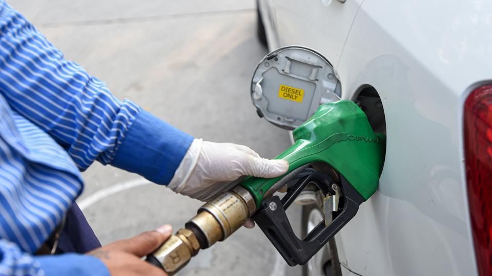 Petrol and diesel prices have been raised in Delhi
