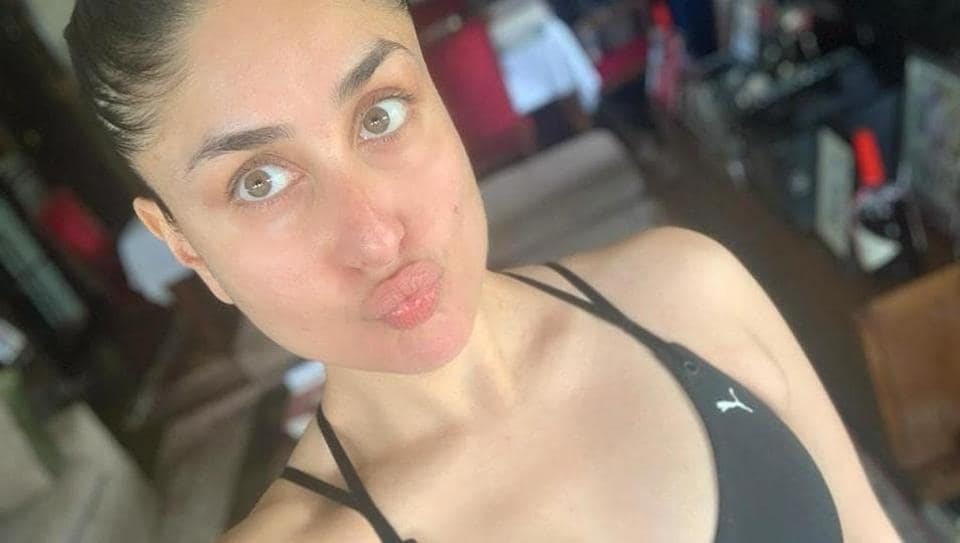 Actor Kareena Kapoor Khan was recently clicked running around her building complex without a mask, whereas actor Rakul Preet Singh went out cycling with a mask on.