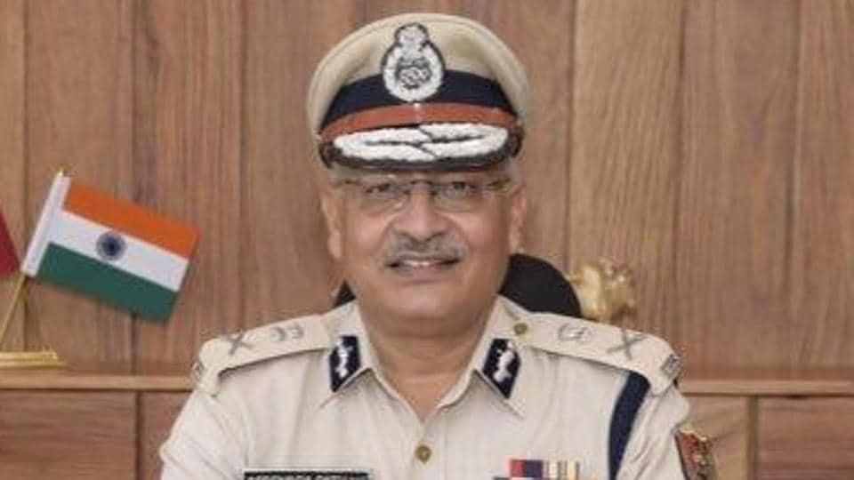 Andaman and Nicobar Island's director general of police (DGP), Dependra Pathak.