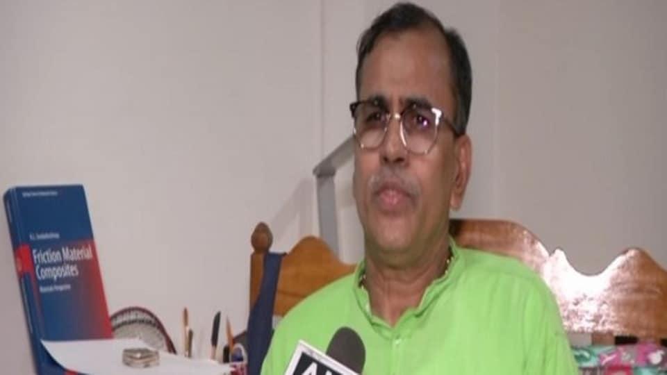Dr KL Sundar Krishna, Nuclear and Earth Scientist