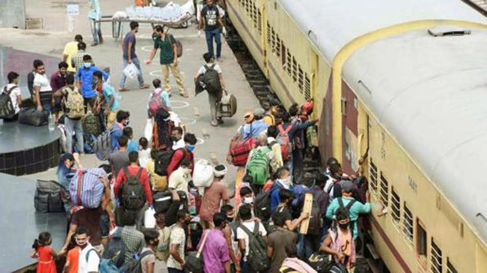 Only 700 essential service providers will be permitted to board a local train in a bid to maintain social distancing norms to keep the pandemic at bay.