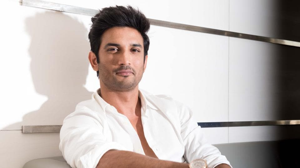 Bollywood actor Sushant Singh Rajput during an interview with HT, on May 25, 2018, in New Delhi, India.