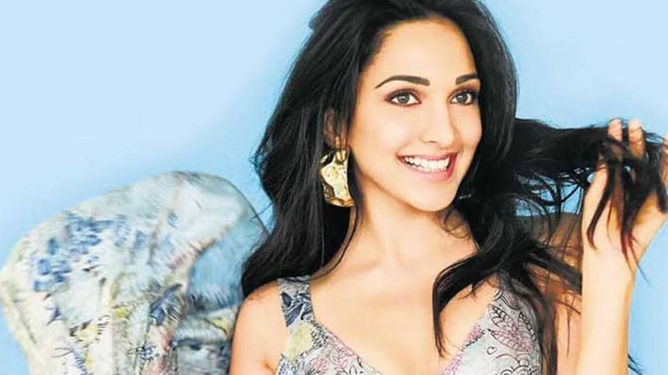Kiara Advani, who has multiple films lined up for release, says she looks forward to enjoy a movie in a theatre with her box of popcorn