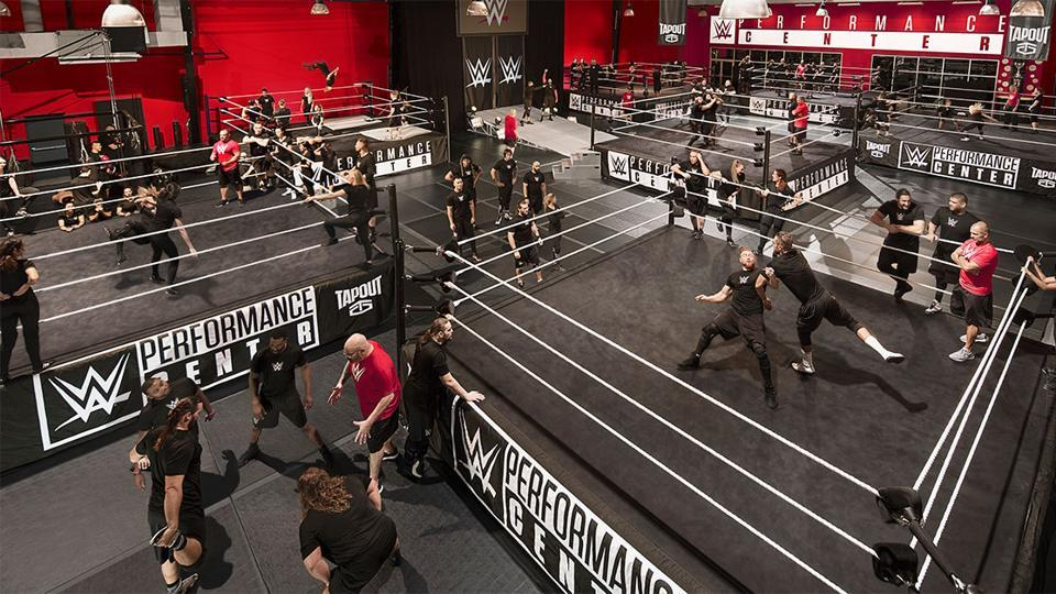WWE Performance Center