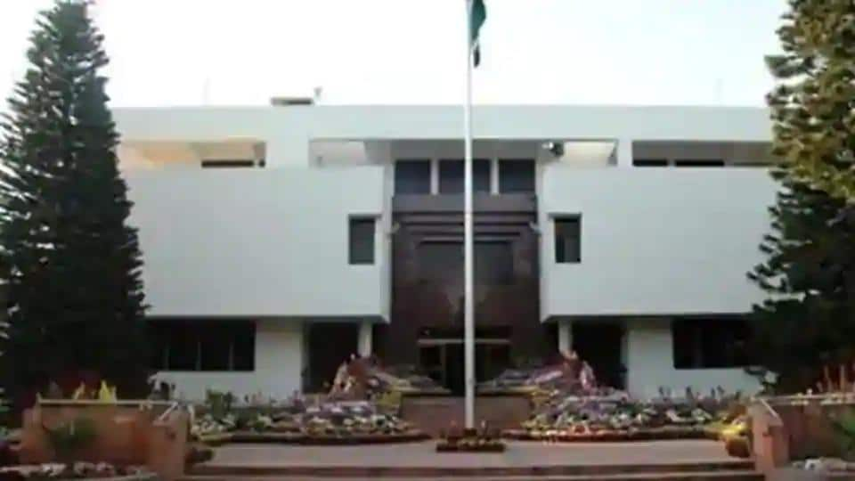 Two Indian high commission staffers in Islamabad went missing early on Monday after they stepped out for some work.