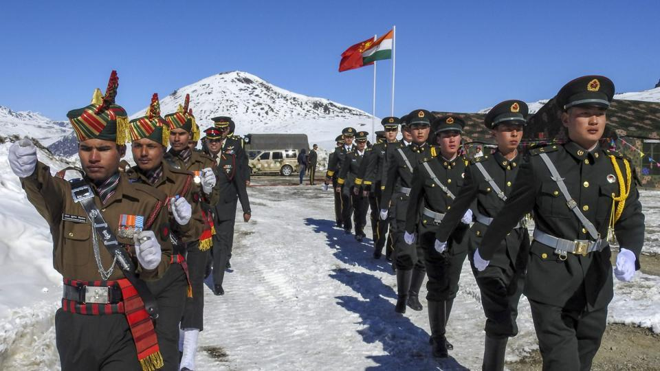 Indian and Chinese military commanders have been holding talks to resolve the Ladakh standoff