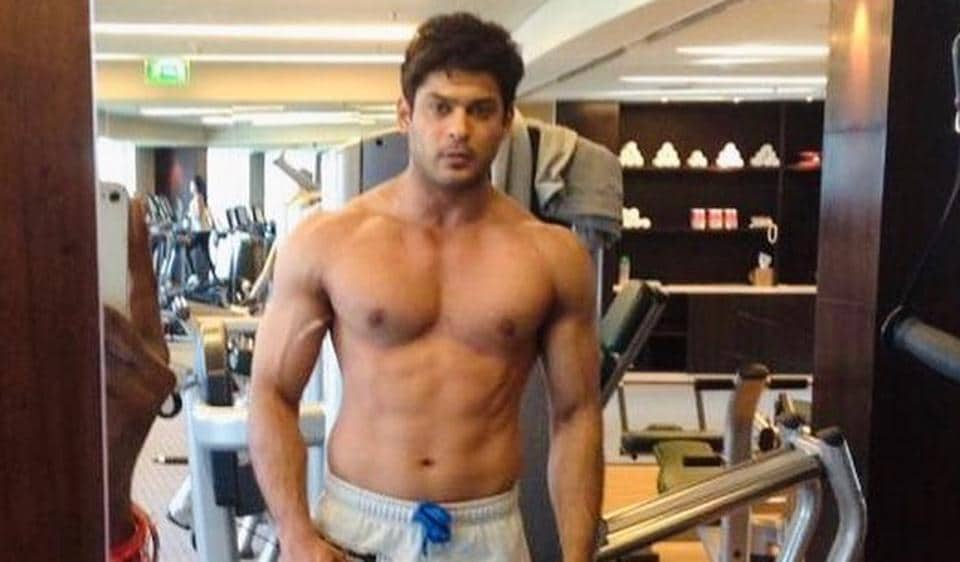 Sidharth Shukla shares shirtless workout photo, quips 'things I need to do  to be on social media' - Hindustan Times
