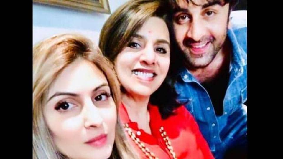 Riddhima Kapoor Sahni is currently in Mumbai with her brother Ranbir Kapoor and mother Neetu Singh.