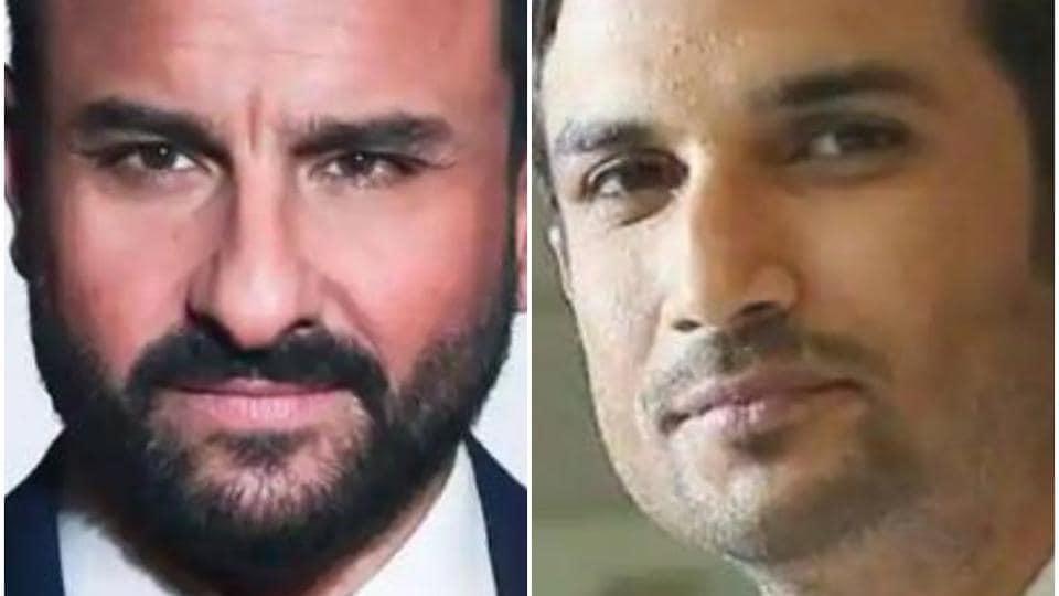 Saif Ali Khan filmed a cameo for Sushant Singh Rajput's final film, Dil Bechara.