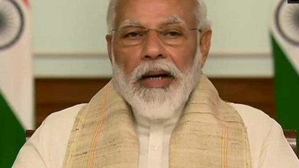 PM Narendra Modi, Union Home Minister Amit Shah, along with chief ministers of 15 states and union territories, who were present in the meeting via video-conferencing today, observed a two-minute silence as a tribute to the soldiers who lost their lives in the recent stand-off with China.