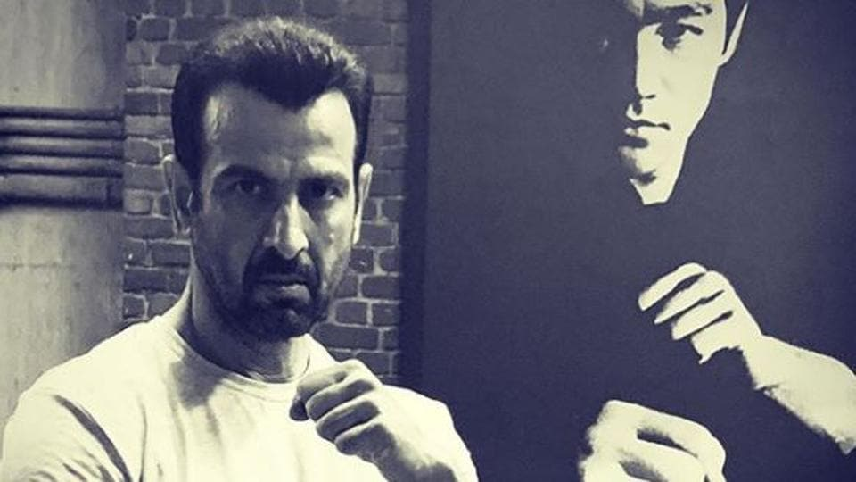 After several years in the TV industry, Ronit Roy transitioned into a career in Bollywood.